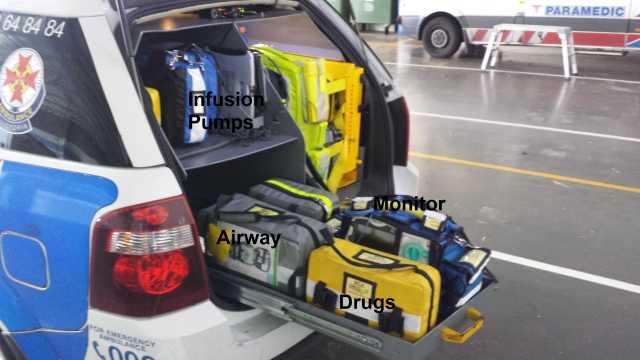 Gear tray