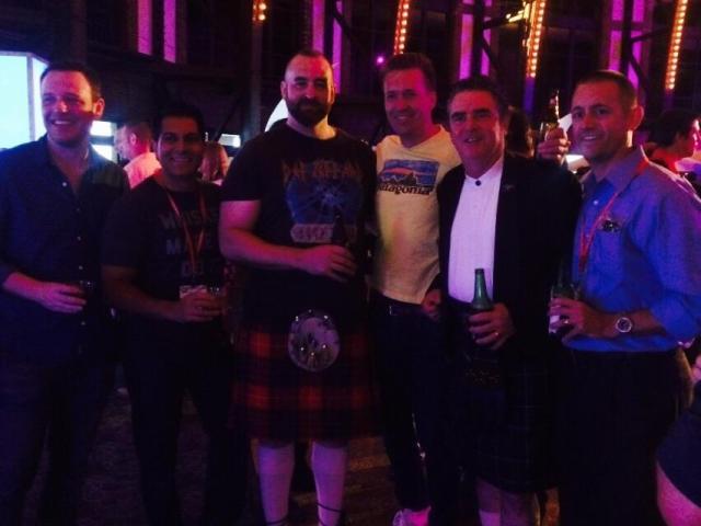 Nick, Fayaz, Thomas, Mike, Rob